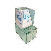 透明アクリルケース特注オーダーお受けします ワインラック・コレクションケース・商品陳列ケース・ネームプレート・文房具整理ケース等 ラコントゥル