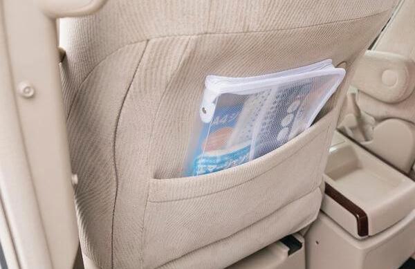 車の中、オフィスの机の中などにすっきり常設できるファイル入防災非常持出しセット ラコントゥル