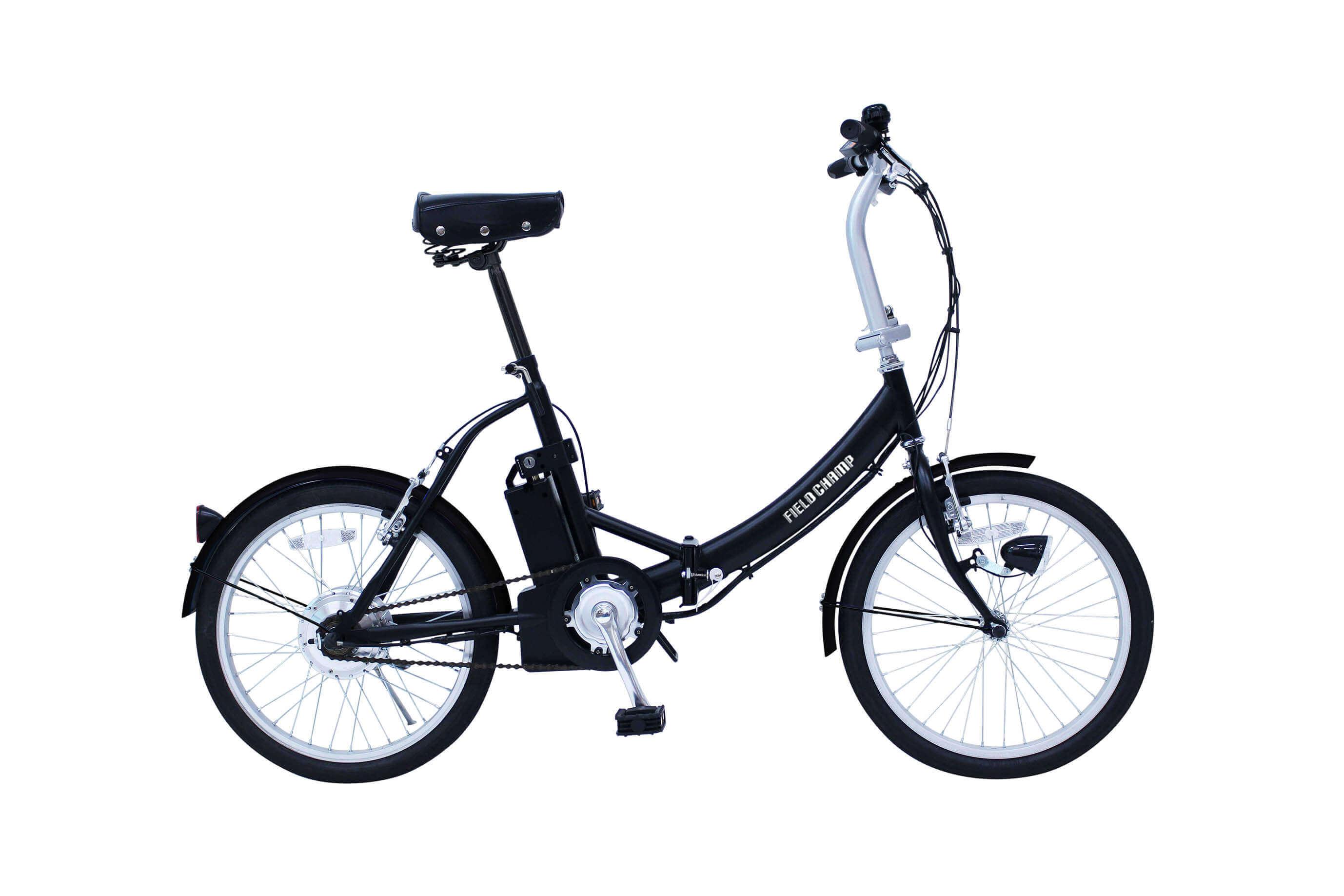 パンクしない自転車 災害用・防災用三輪自転車KHDCY310NE 災害地面もパンクしないで走る電動アシスト 折りたたみ20インチ ラコントゥル