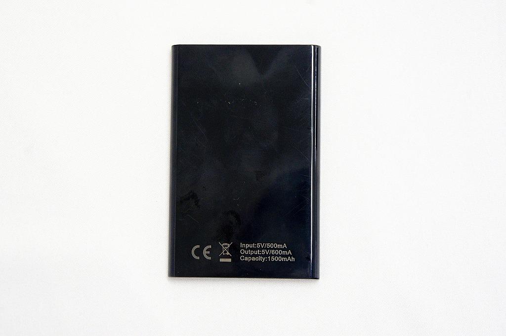 モバイル充電器 カードタイプ ラコントゥル