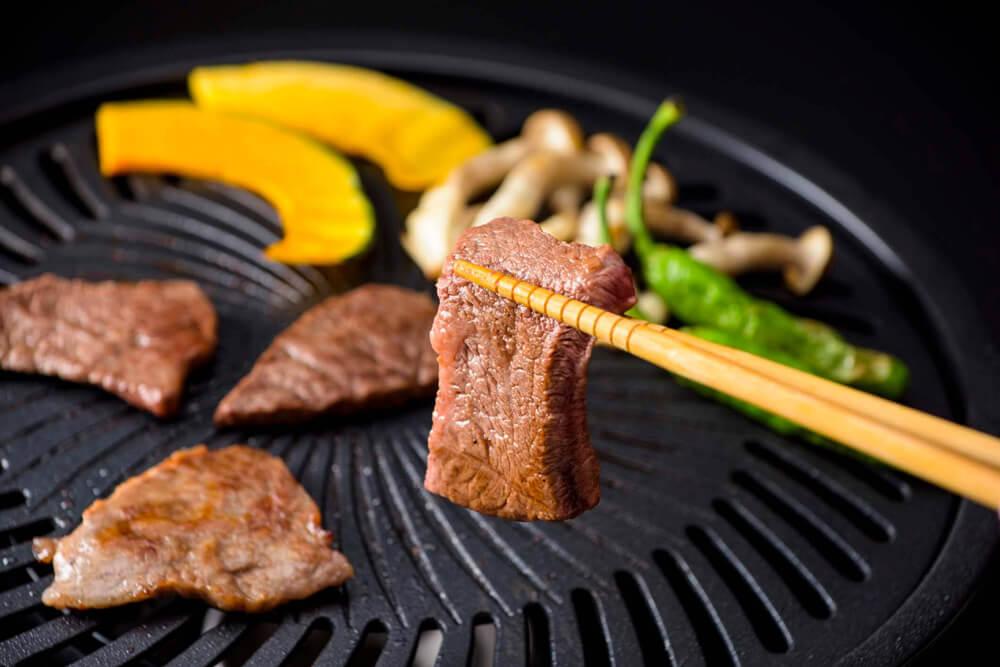 もとぶ牛 沖縄こだわり黒毛和牛 バラカルビ焼肉用 ラコントゥル