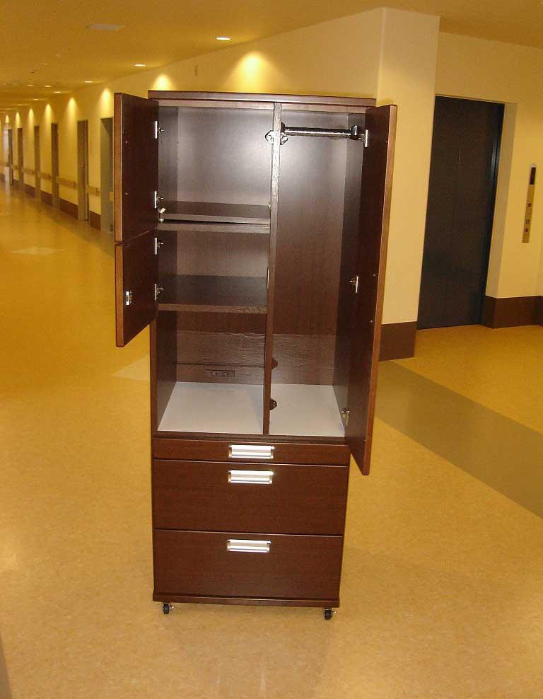 医療用家具 病院・病室・介護施設用 部屋にあった家具のご注文は組合せて50個からお受けします ラコントゥル